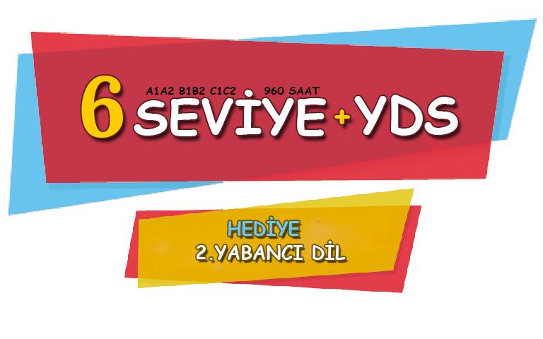 6 Seviye + YDS