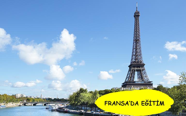 Fransa' da Eğitim