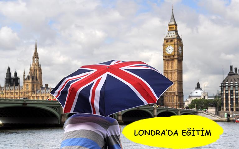 Londra' da Eğitim